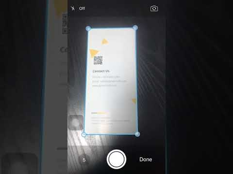 Free iOS Document Scanner App: X-Doc-Scanner