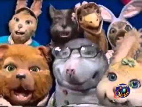 Bingo y Molly  Bingo and Molly   Theme Discovery Kids Latinoamerica 19971998