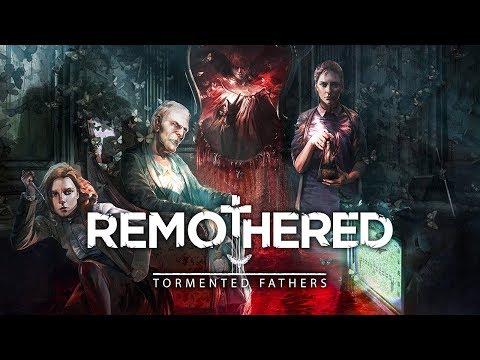 САМЫЙ РЕАЛИСТИЧНЫЙ ХОРРОР - REMOTHERED: TORMENTED FATHERS | СТРИМ