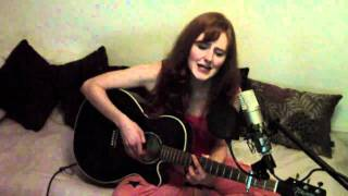 Adele - Chasing Pavements (Acoustic Cover by Ellie Mae)