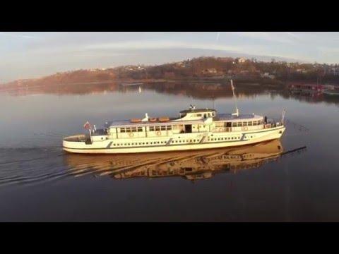 Павлово-на-Оке - наш любимый город || Aerial Video, Drone Video