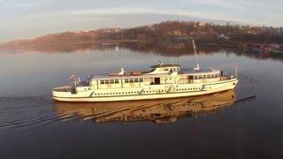 Павлово-на-Оке - наш любимый город    aerial video, drone video