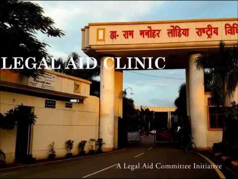 Legal Aid Clinic RMLNLU- A Legal Aid Committee Initiative