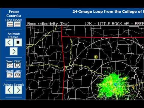 1/1/12 Exploding Radar at Beebe Arkansas = Dead Birds on New Years Eve -- Again