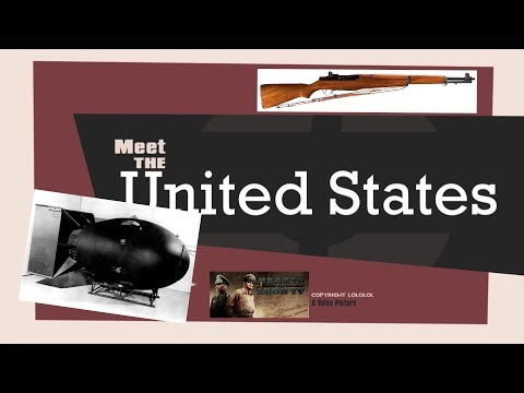 [HOI4] Meet the United States