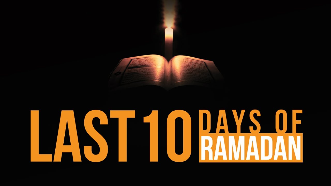Image result for last ten days of ramadan