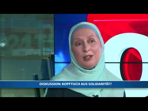 Kopftuch tragen aus Solidarität: Die große Diskussion