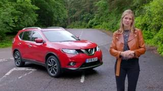 The Nissan X-Trail: The spacious and practical SUV