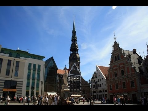 Riga - Walking Tour (with Costa Pacifica)