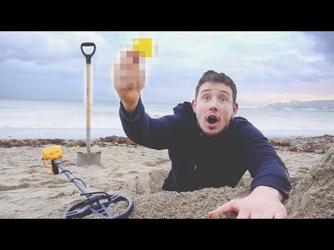 I Went Metal Detecting & You Won't Believe What I Found… (Treasure Hunt Challenge)