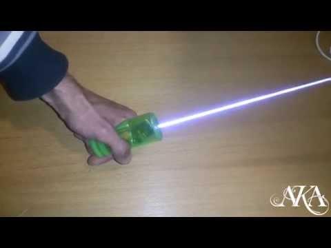 Необычный фонарик своими