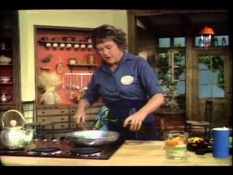 Julia Child The French Chef- Fish in Monks Clothing
