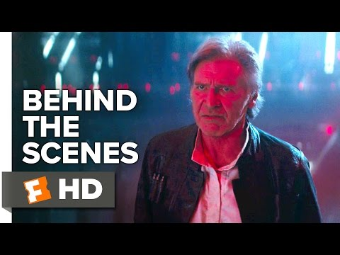 Star Wars: The Force Awakens Behind the Scenes - Han and Ben Commentary (2016) - Harrison Ford Movie