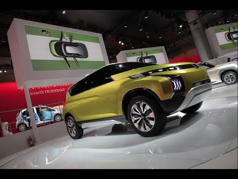 Mitsubishi Concept Roundup - 2013 Tokyo Motor Show