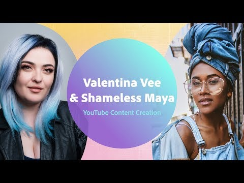 Live YouTube Content Creation with Valentina Vee & Shameless Maya - 1 of 3