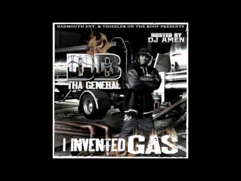 DB Tha General - Too Much Pain [Thizzler.com presents I Invented Gas]