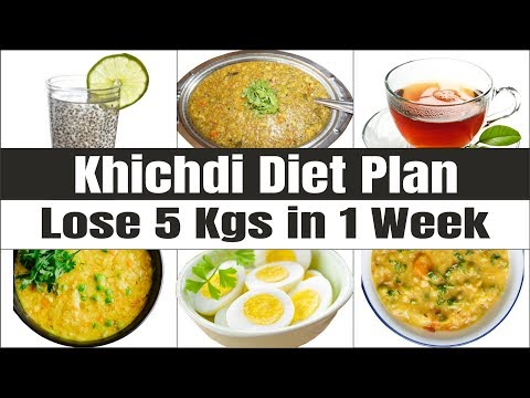 lose-5kg-in-a-week-with-khichdi-diet-plan-|-weight-loss-khichdi-recipes---indian-diet-plan