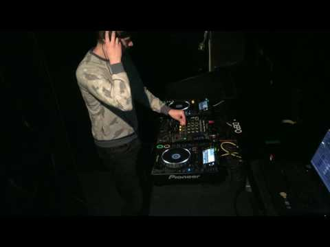 Domagoj Radas - Techno Session #2 (video set)