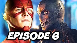 The Flash Season 2 Episode 6 Enter Zoom - TOP 5 WTF and Easter Eggs
