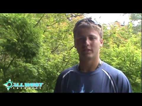 Coach Interview - Jordan Wolf (Duke), All West Lacrosse