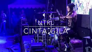Video NTRL - CINTA GILA (Eno NTRL Drum Cam) download MP3, 3GP, MP4, WEBM, AVI, FLV Juli 2018