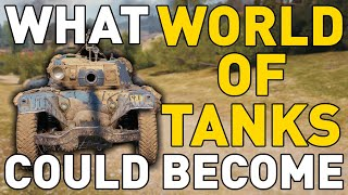 What World of Tanks Could Become!