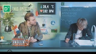 +18 Ренс пробует амфетамин   Drugs Lab на русском !