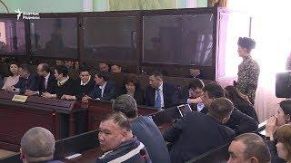 Бишімбаев сотында үкім шығады // Приговор по делу Бишимбаева