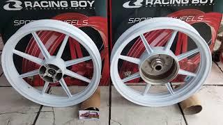 Velg Racing Boy Sp811 Honda Click / Vario 110 / Beat / Scoopy