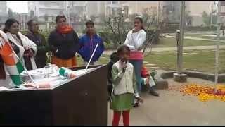 Hindi Hasya Kavi Sammelan (Funny Poems) - First Prize Winner