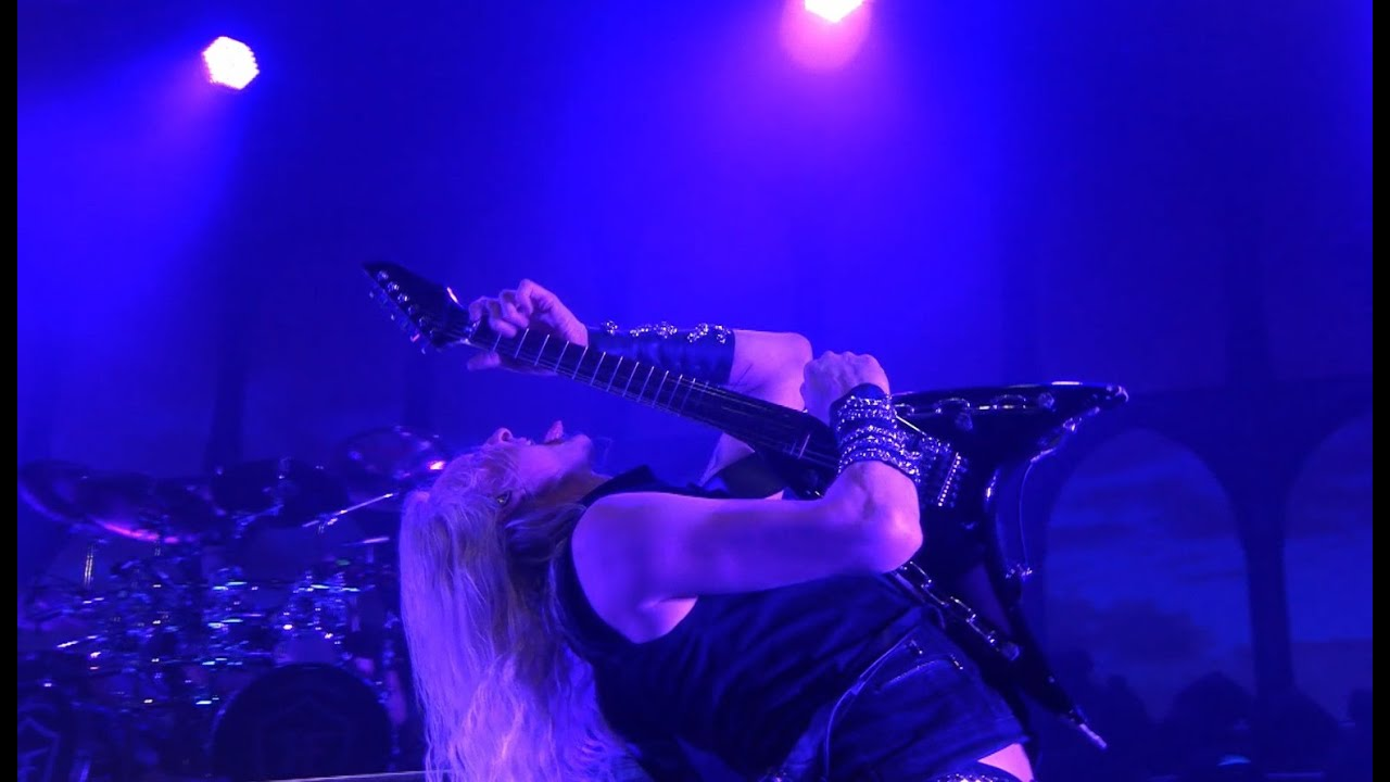 HAMMERFALL Live Album Out Now - Third Video Released