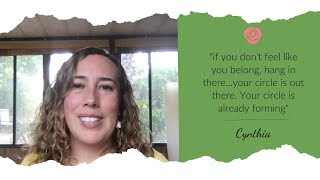 The Wisdom Keepers: Cynthia