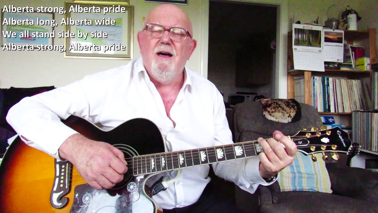 Guitar A Song For Alberta Including Lyrics And Chords Youtube