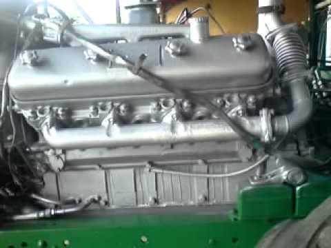 Двигатель ямз 238 на камаз своими руками 85
