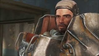 Fallout 4: Meeting Paladin Danse (Reveille/Fire Support Quests)