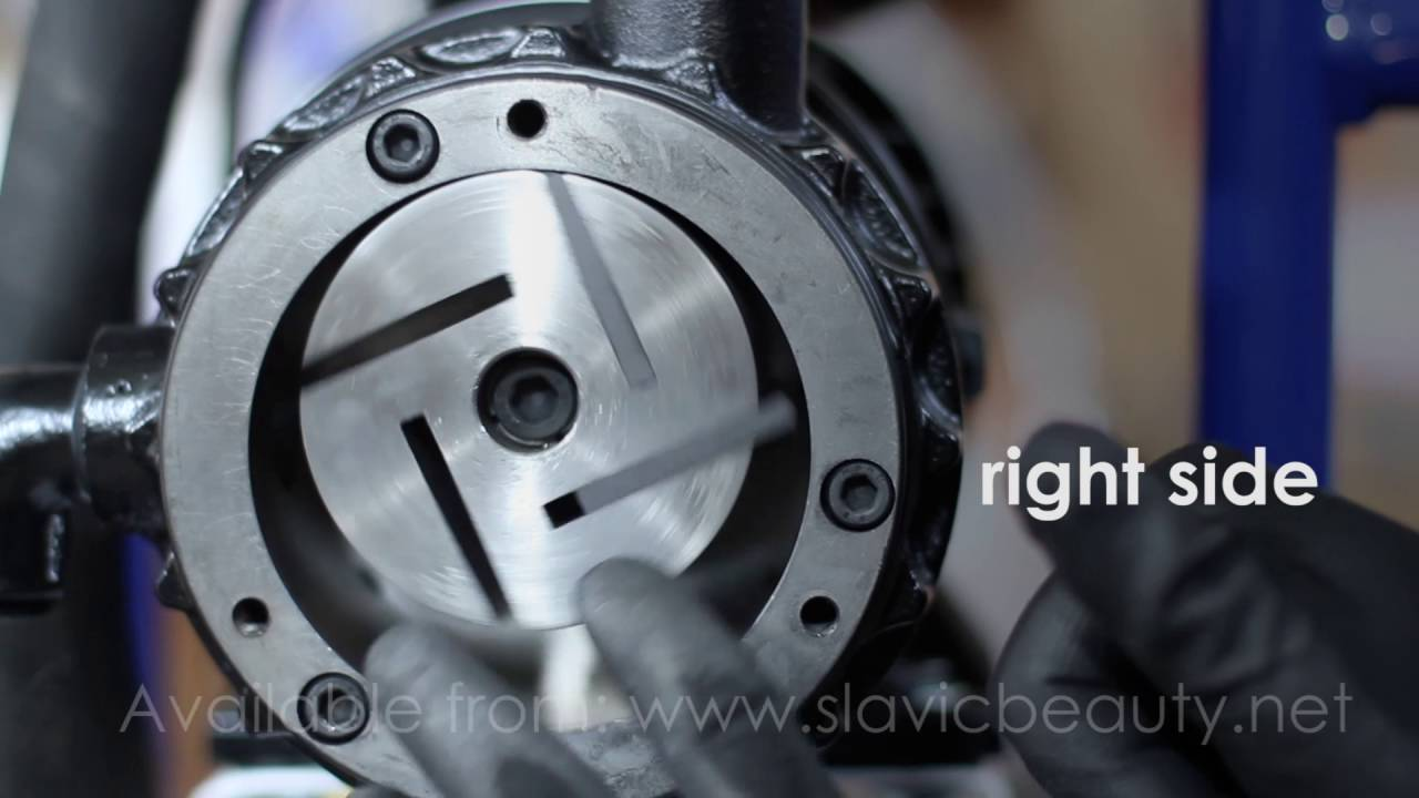Carbon Vanes Replacement Slavicbeauty Milker Youtube Gast Vacuum Pumps Wiring Diagram