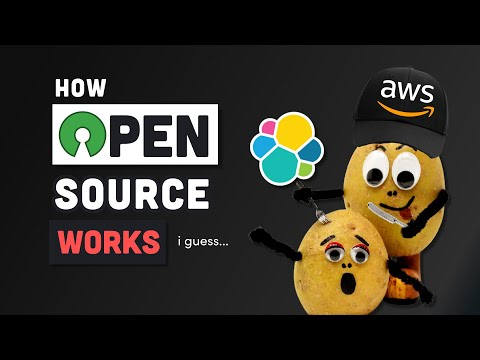Fork you ElasticSearch! How Open Source Works