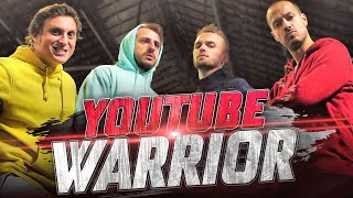 YOUTUBE WARRIOR vs Maxenss & Squeezie streaming