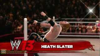 WWE 13 | Roster Trailer | 2012 | HD