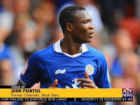 Ghana Football - AM Sports on JoyNews (9-1-18)