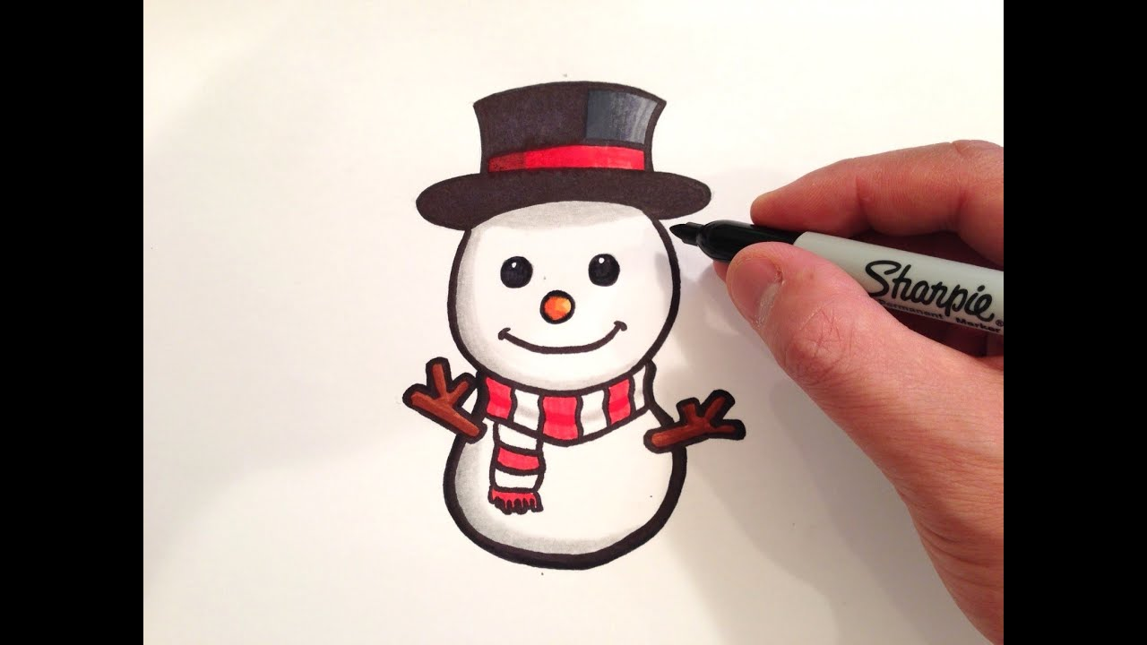 Nov 30,  · How to Draw a Snowman The snowman is a simple yet cute design. Once you've got the hang of how to draw one (and it really won't take you long to learn), you'll be able to improve on this design by making it more three dimensional, more colorful or simply more innovative%().