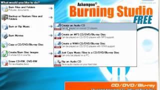Sử dụng phần mềm Ashampoo Burning Studio Free để ghi đĩa CD_DVD-phan 2