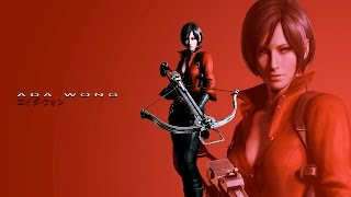 Resident Evil 6 with Japanese Voices: Ada Wong Cutscenes