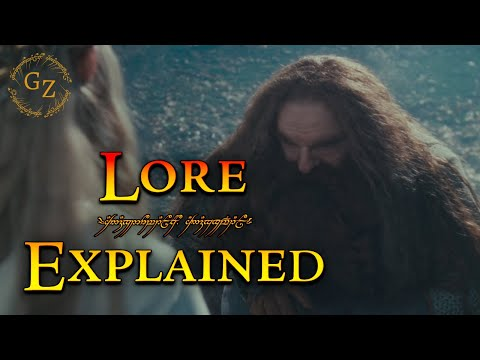 The Significance behind Galadriel's Gift to Gimli - LOTR Lore