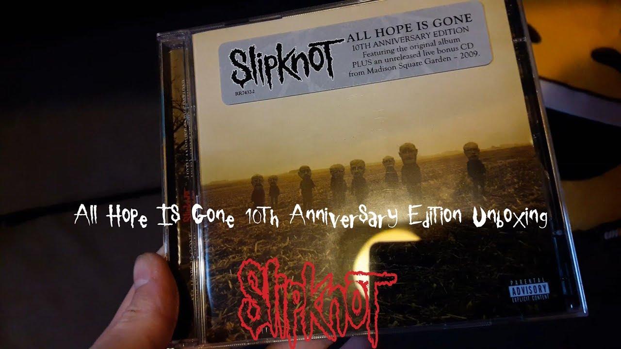 musica slipknot all hope is gone