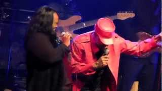 BOBBY WOMACK - Across 110th Street and Harry Hippie - Live in London 2012