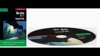 The Three Investigators Die Drei Vampire City Full AudioBook German English Translation MP3 Download