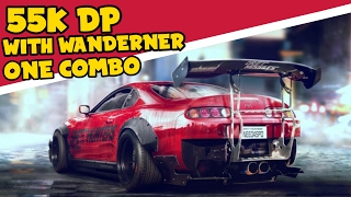 CarX Drift Racing Popcy12 Challenge#5. 55,572DP Kami Road. Wanderer L30. 6min Ultimate Setup.