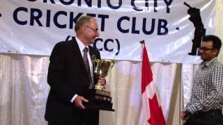 Toronto City Cricket Club #2/3 20140921