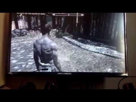 Skyrim vampire lord/ werewolf hybrid guide